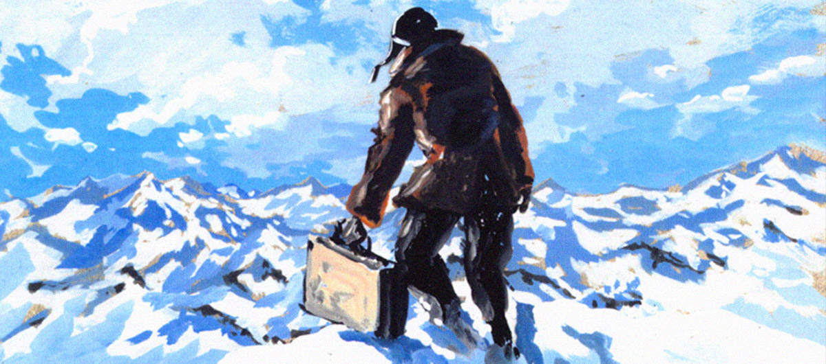 Wings of courage - 1