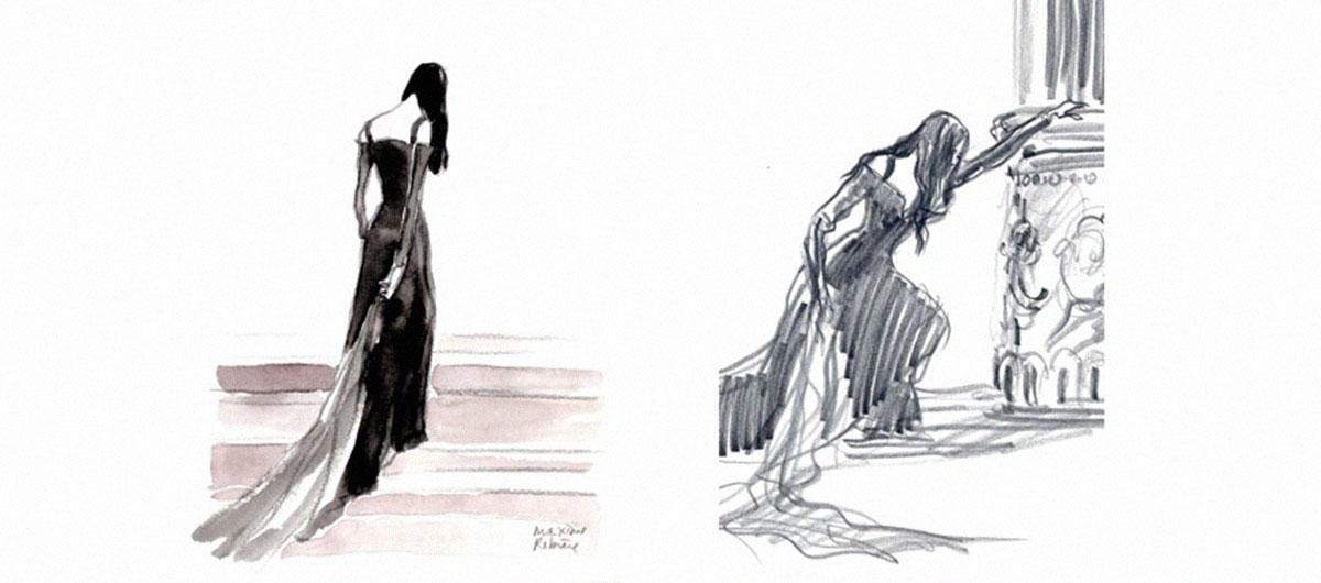 La dame aux camélias - 1